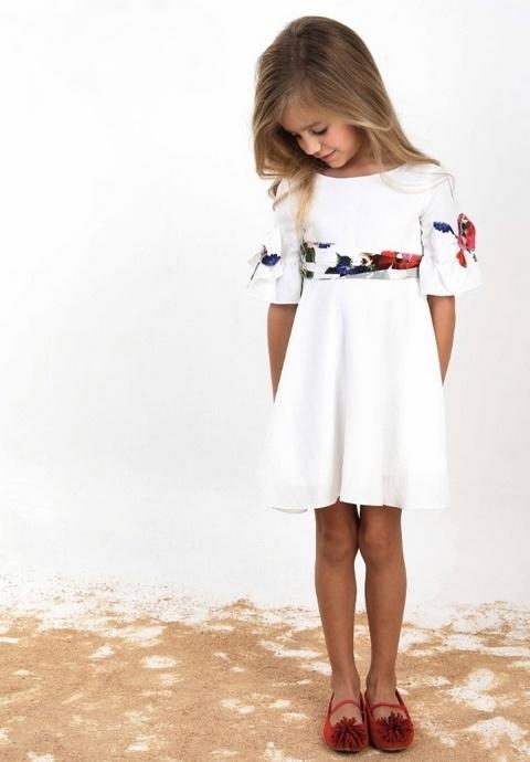New at Meisjesfeest: Amaya girls clothing