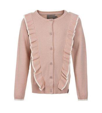 Creamie vestje met ruche rose smoke pink