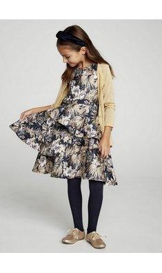 Creamie Dress Jacquard multi