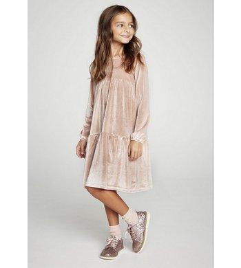 Creamie Dress Velvet pink