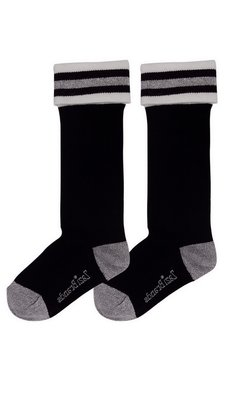 LoFff Sporty socks Black Silver