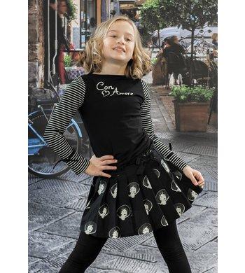 LoFff Skirt Sophia Black