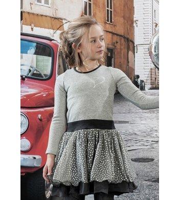LoFff Dress Argenta Light grey - Silver
