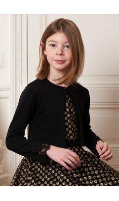 Derhy Kids vestje Caty zwart