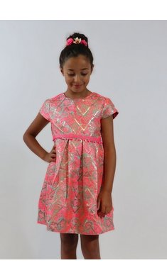Derhy Kids dress Erine pink