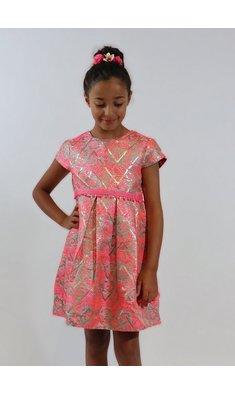 Derhy Kids jurkje Erine roze