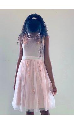 Derhy Kids feestjurkje Eloise roze