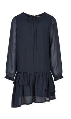 Creamie Dress Dark Sapphire Blue