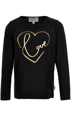Creamie top love black