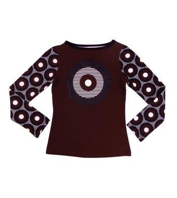 LoFff samples Shirt circolo caffè - black
