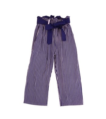 LoFff samples Pantalone sportivo dark blue- off white