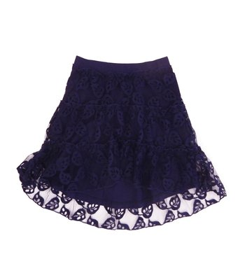 LoFff samples Skirt sicily dark blue
