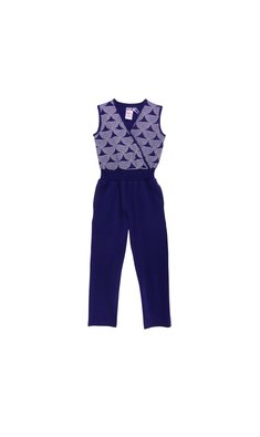 LoFff samples Winter jumpsuit dark blue