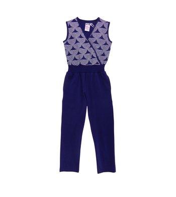 LoFff samples Winter jumpsuit dark blue