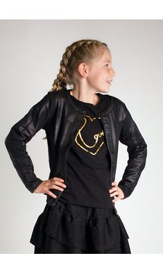 Happy Girls jacket black
