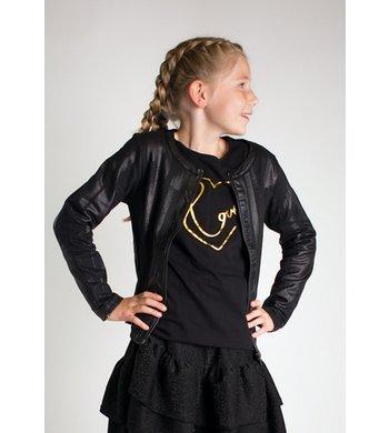 Happy Girls jacket black