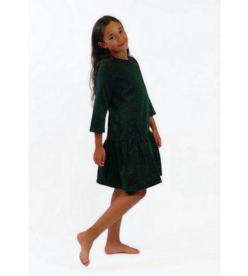 Creamie Dress Glitter Bistro Green