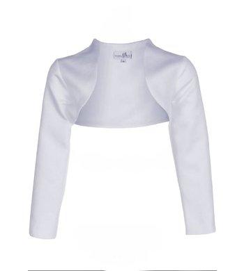 Happy Girls jacket flowergirl white