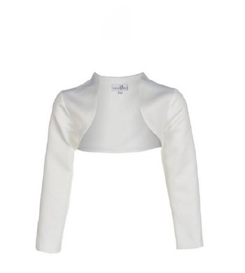 Happy Girls bolero satijn offwhite