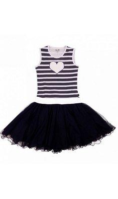 LoFff Dancing Dress Blue stripes