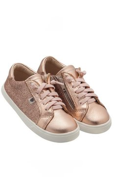 Old Soles sneaker copper rose gold