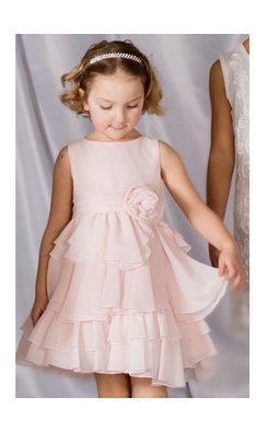 Amaya party dress pink