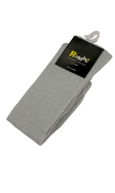 Rumbl Royal knee socks silver