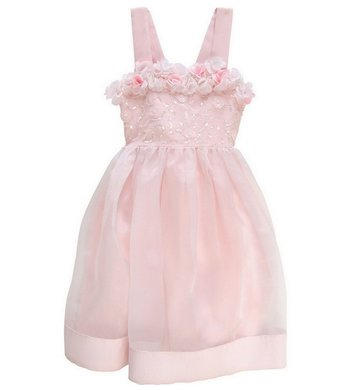 Billlieblush party dress pink