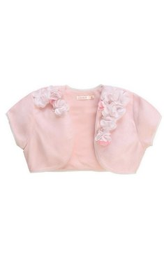 Billlieblush jacket with flowers pink