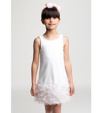 Billlieblush party dress white