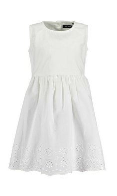 Blue Seven dress cotton white