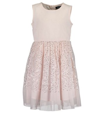 Blue Seven party dress pink