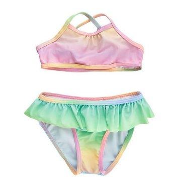 Creamie bikini ombre paradise mint