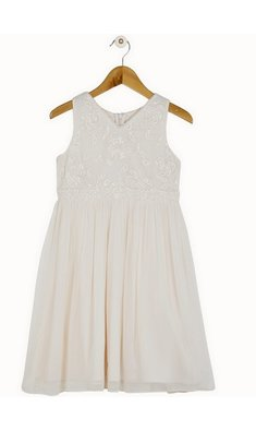 Derhy Kids dress mathilde pale rose