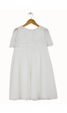 Derhy Kids dress maddy offwhite