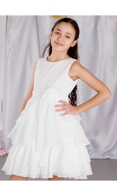 Amaya party dress offwhite