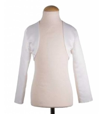 Happy Girls bolero jasje white