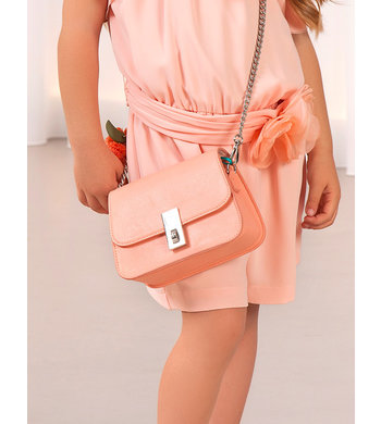 Abel & Lula bag peach