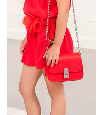 Abel & Lula bag red