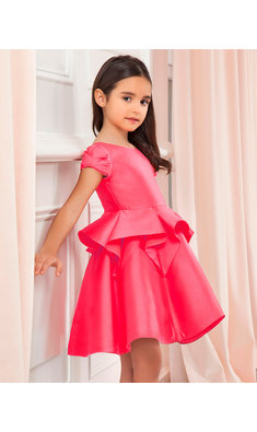 Abel & Lula dress watermelon red