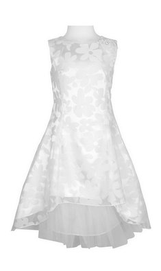 Happy Girls partydress white - Copy