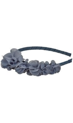 Creamie Hairband  Blue Fog grey