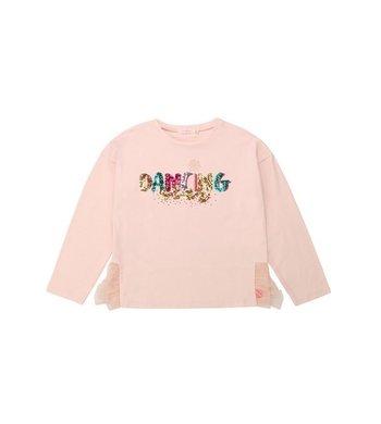 Billlieblush shirt dancing lange mouw roze