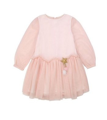 Billlieblush dress mesh pink