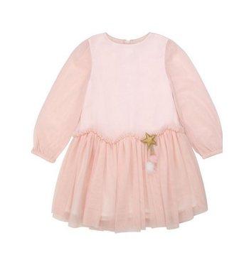 Billlieblush jurk mesh roze