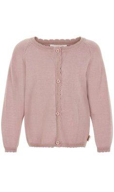 Creamie cardigan deauville mauve pink