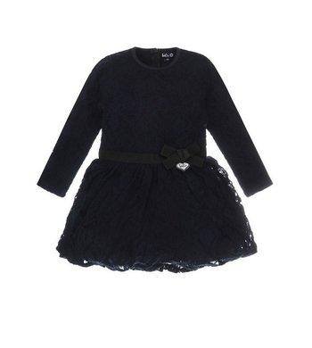 LoFff jurk lace dark blue