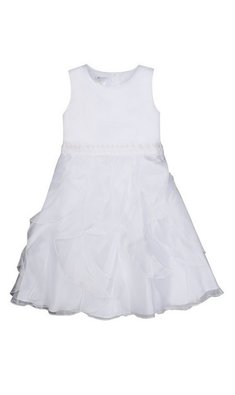 Bonnie Jean dress flower girl white