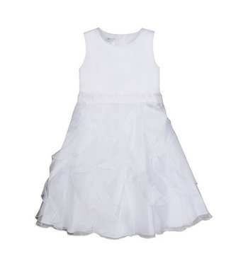 Bonnie Jean dress flower girl white