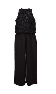 Bonnie Jean jumpsuit black